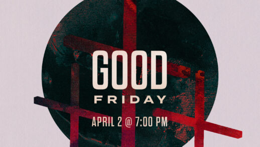 Good Friday Service 2021