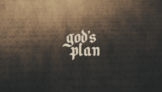 God's Plan to Encourage Us (Traditional)